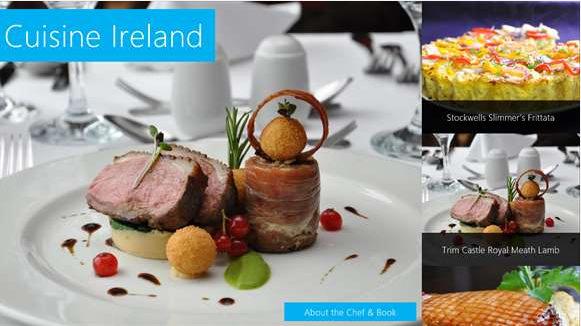 Cuisine Ireland